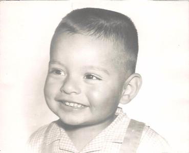 1960 jbb smiling b&w