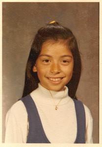 1967 Joyce in Kindergarten