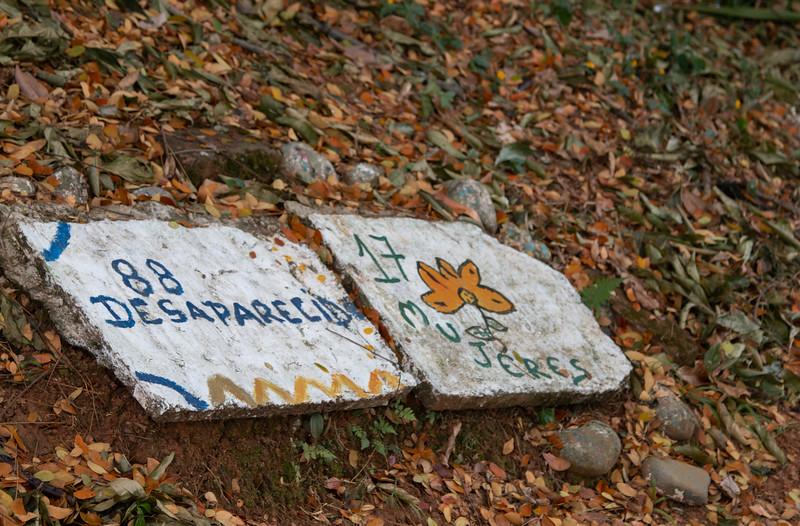 Of Trujillo's 342 victims, 88 are still missing.