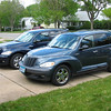2001, 2005 PT Cruisers