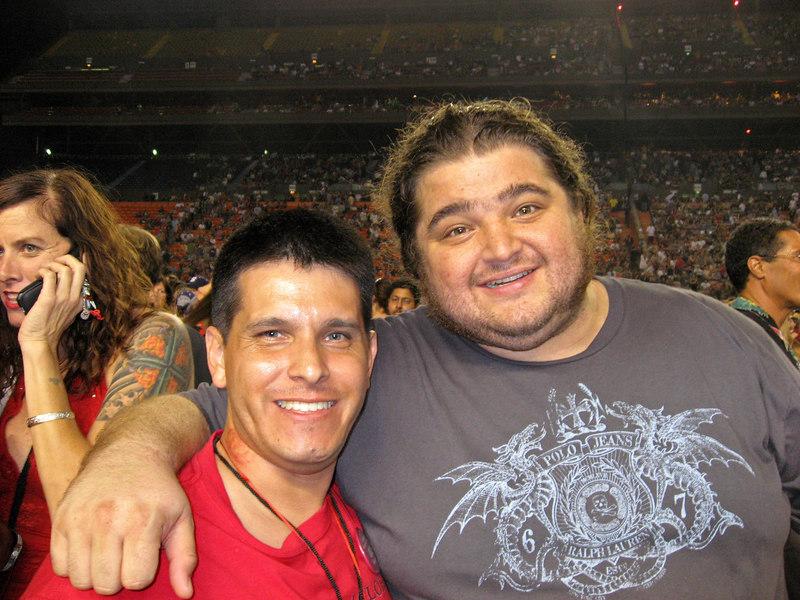 Me and Hurley