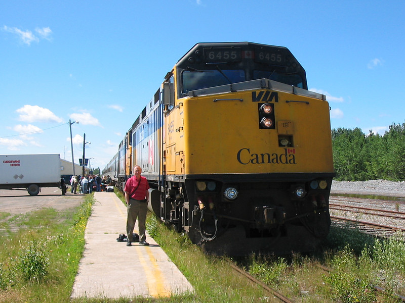Via Rail to Churchill