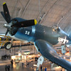 Air & Space museum near Dulles  ...corsair