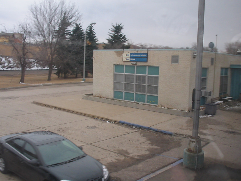 Minot depot