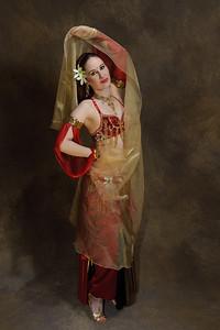 20090404 Bellydancer Portraits 095