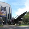 SR71 at San Diego Balboa Park air museum