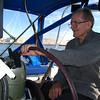 2012 - Frank Fitzgerald driving the Wind Tree
