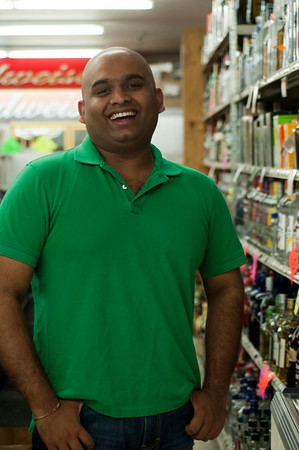 067 , at the quick stop store. __ spotted my camera and asked, so I told him and he wanted me to take his picture. What a nice guy. He asked if I knew any modeling gigs.