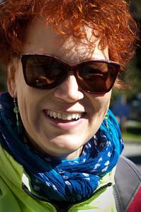 039 Julie Rogge: Over at Porter College at UCSC I ran into Julie, the Arts Division's Web Designer.