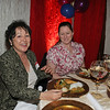 February 2, 2011 - Melisa & Kaye's Walk Kick Off Party - Bombay Restaurant