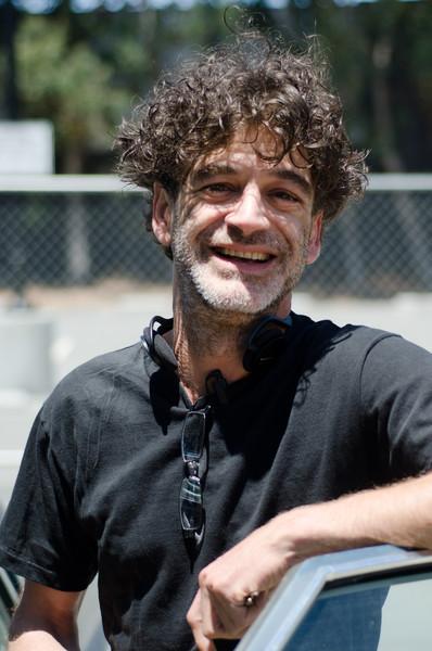 196: Darryl Ferrucci is a prolific artisit in Santa Cruz. I know Darryl from his time at DANM.