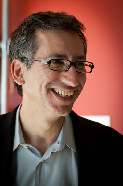 027 Vinicius Navarro: Visiting faculty for a new Film & Digital Media position, I showed him around the DARC.