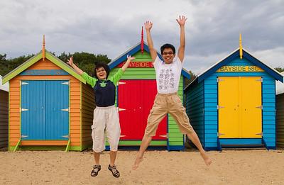 Beach Jump!