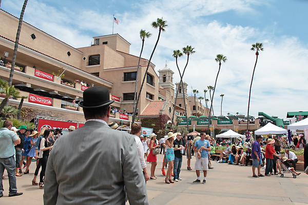 2012 Del Mar Racetrack Opening