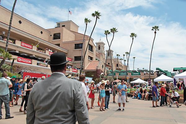 2012 Del Mar Racetrack Opening