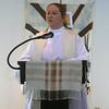 Whitney preaches -