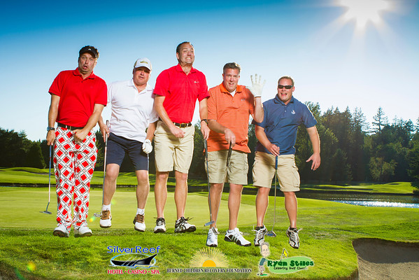 07.29.12 Golf Classic Team Photos