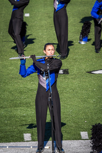 20131022 Julia at UIL Reg 18 Marching Contest-6