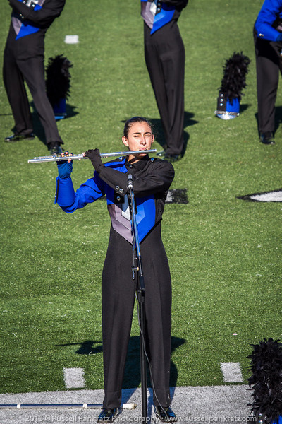 20131022 Julia at UIL Reg 18 Marching Contest-7