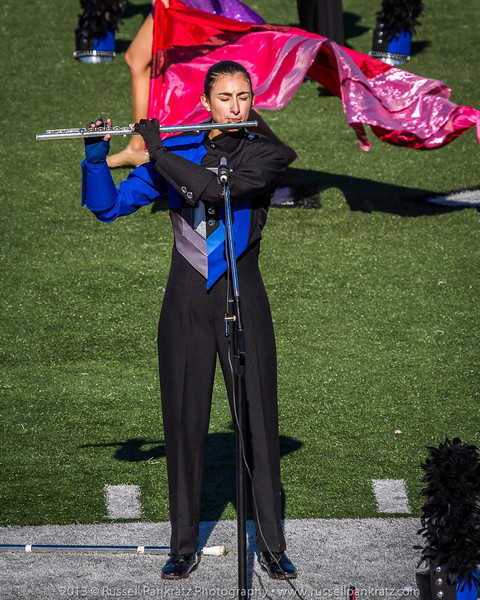 20131022 Julia at UIL Reg 18 Marching Contest-3-2