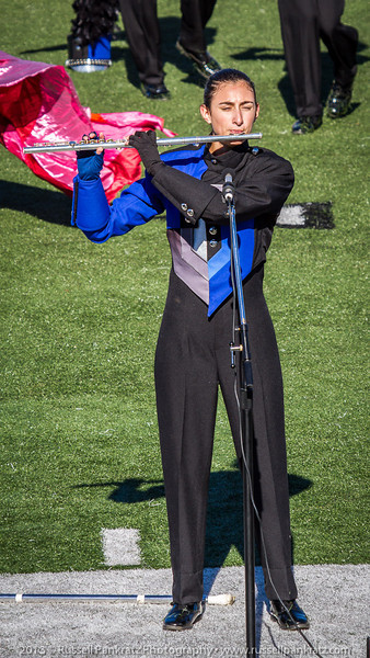 20131022 Julia at UIL Reg 18 Marching Contest-5