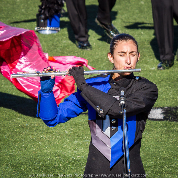 20131022 Julia at UIL Reg 18 Marching Contest-5-2