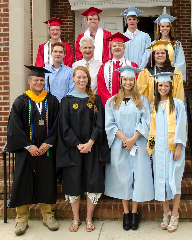 2016 AUMC Graduates