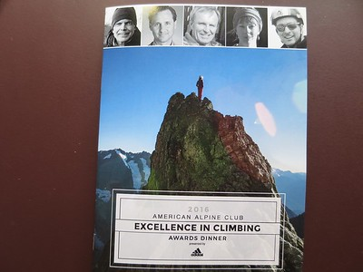 All proceeds benefit the AAC Library and American Mountaineering Museum.