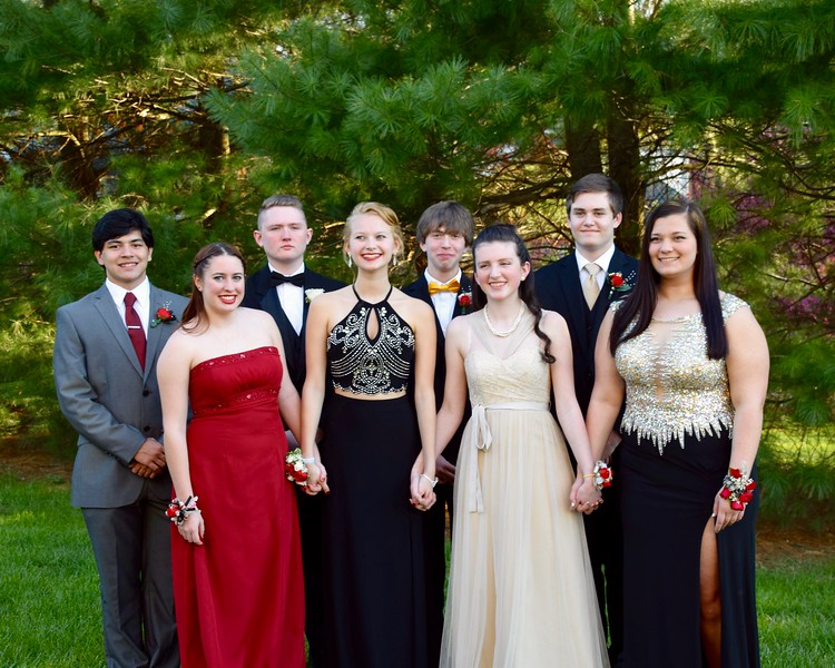 2016 WHS Junior Prom
