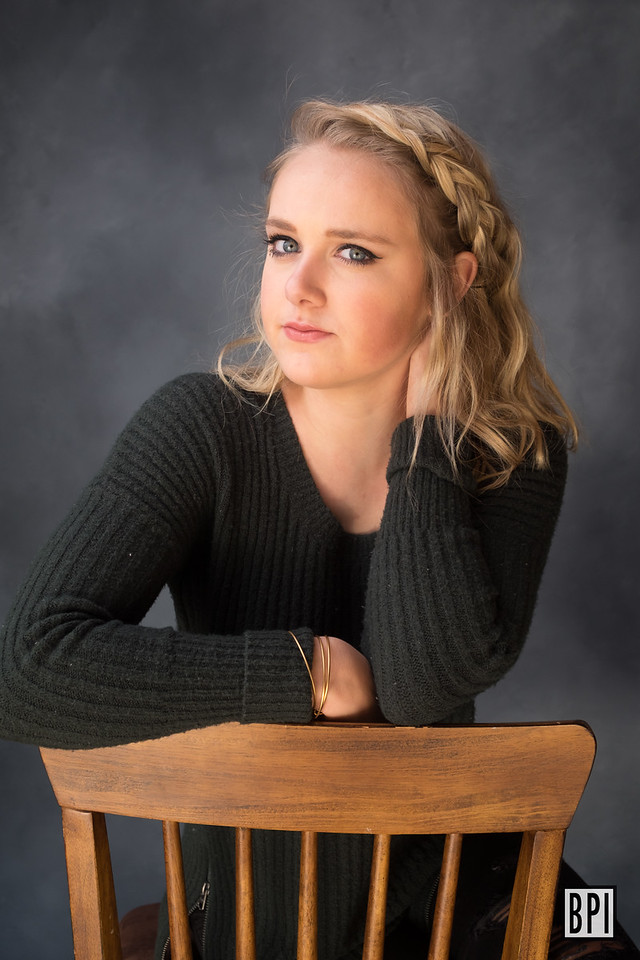 Anna vs The Sweater