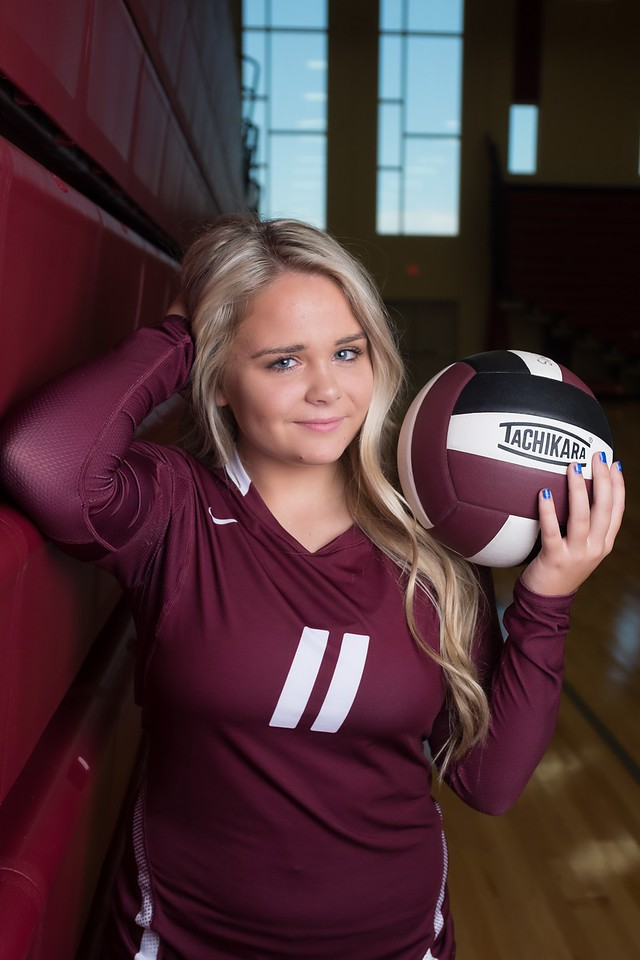 Seniors 2017 - Abby Podraza