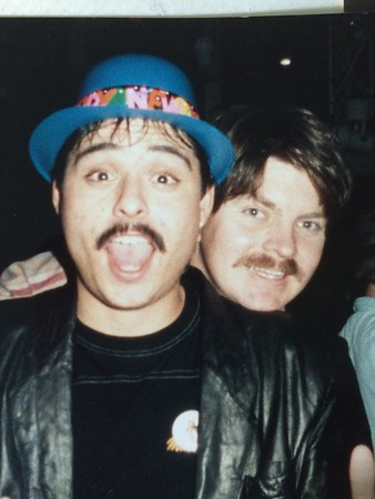 1986-12 NYE with Creagan
