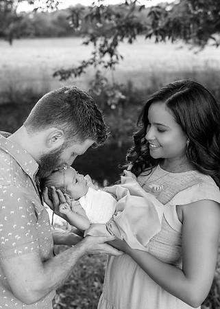 2021 6 10 EDIT BW Baby Livia -4584