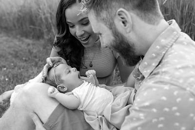 2021 6 10 EDIT BW Baby Livia -4528