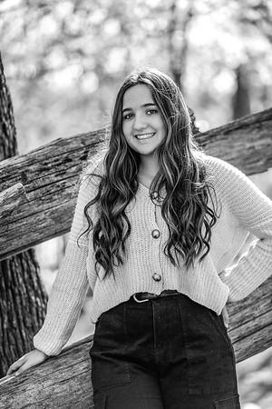 2020 Senior Sarah L BW--22