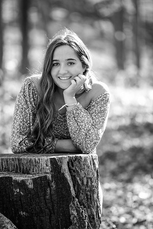 2020 Senior Sarah L BW--33