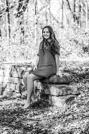 2020 Senior Sarah L BW--19