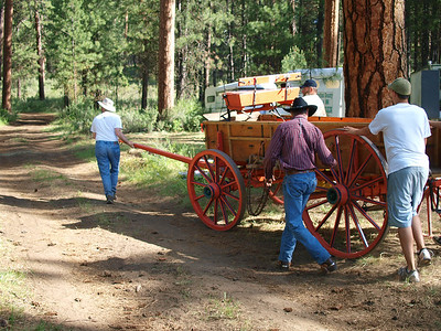 2010 Wagon Train