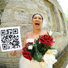 Peggy by Photographer Dan Smigrod (QR Code, Quick Response Code)