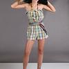 Model Kristine - Photographer Dan Smigrod