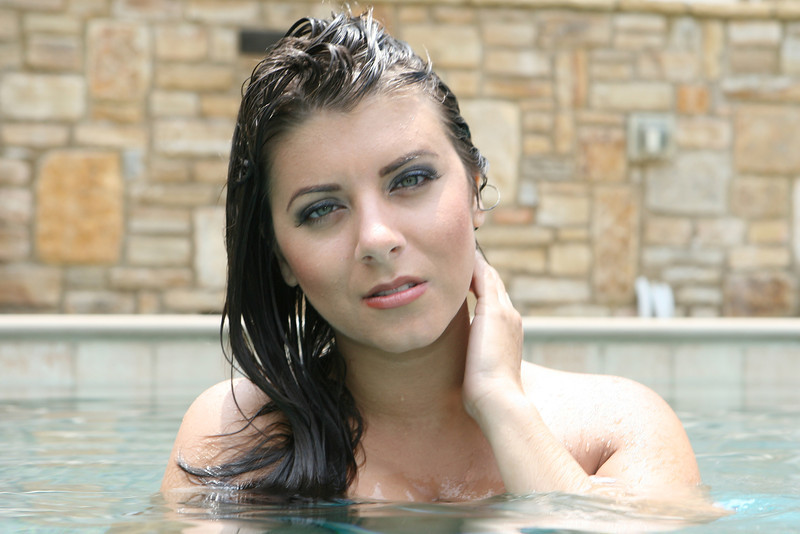 Model Janine - Photographer Dan Smigrod