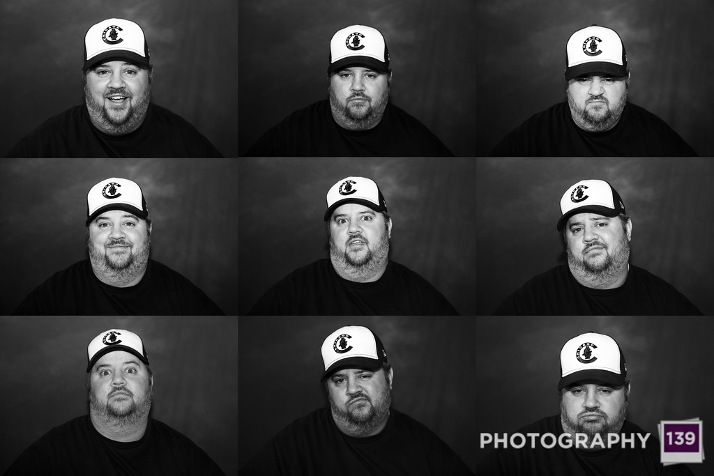 9 EMOTIONS PROJECT - NATE MILLER