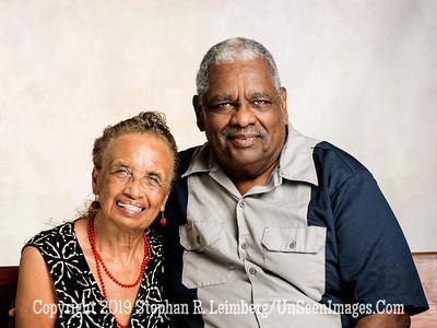 Daniel and Joan Singleton - Copyright Steve Leimberg - UnSeenImages Com A8435479