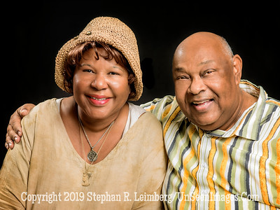 Marsha and Michael Phelts - Copyright 2014 Steve Leimberg - UnSeenImages Com A8434476