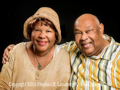 Marsha and Michael Phelts - Copyright 2014 Steve Leimberg - UnSeenImages Com A8434476