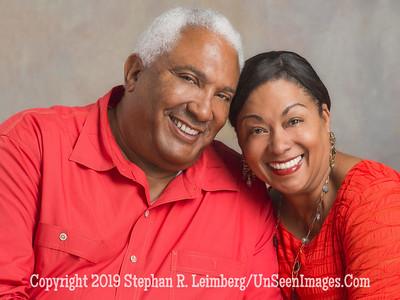 Barbara and Carlton Jones - Copyright 2014 Steve Leimberg - UnSeenImages Com A8434747