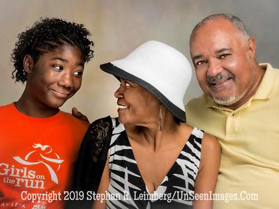 Brynne Davis  Tanya Davis  Judge Brian Jorde Davis - Copyright 2014 Steve Leimberg - UnSeenImages Com A8435382