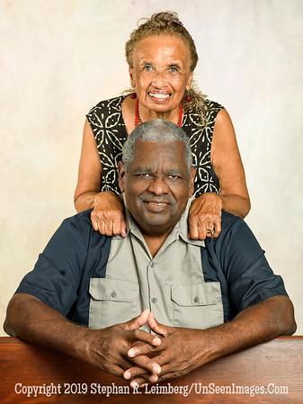 Daniel and Joan Singleton - Copyright 2104 - Steve Leimberg A8435499