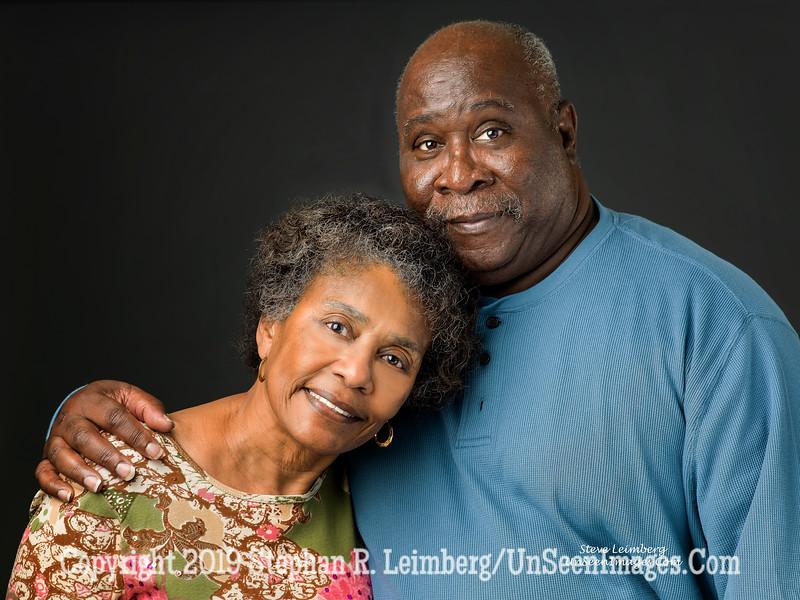 Judge Henry Adams and Elaine Adams - Copyright 2015 Steve Leimberg - UnSeenImages Com A8436775