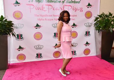 AKA's 66th Boule, Pink Carpet Pizazz!